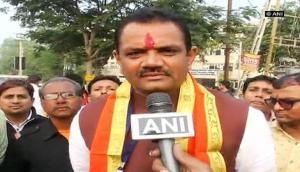Row Over Gujarat BJP Chief Jitu Vaghani remarks against Rahul Gandhi