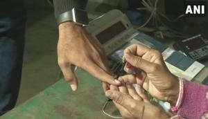 By-polls: Faulty EVMs reported from various places