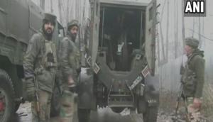 Three Pakistani terrorists neutralised in Jammu-Kashmir's Handwara