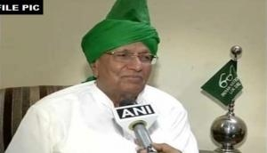 Haryana: Ex CM Om Prakash Chautala disbands INLD's student wing; grandson Digvijay Singh rejects decision