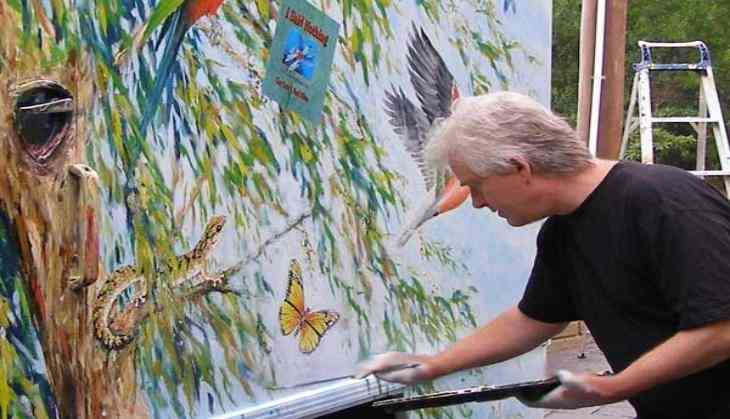 World Record Long Live Painting to be held in Delhi today
