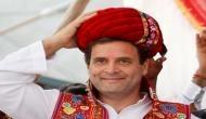 Rahul Gandhi elected as Congress president