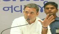 Rahul Gandhi terms Prime Minister Narendra Modi's sea-plane ride a 'distraction'