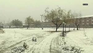 Jammu and Kashmir: Three jawans missing amid heavy snowfall