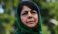Mehbooba Mufti takes jibe at PM Modi: Leave Kashmir if Article 370 is bad