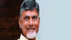 Andhra CM pitches for education, industrial development