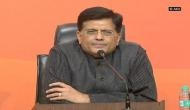 When will Congress free itself from corruption, asks Piyush Goyal