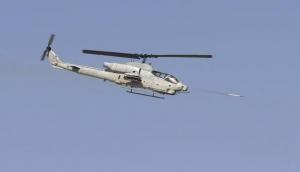 US military chopper's window falls on Japanese school