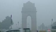 Delhi air quality remains 'very poor' with foggy morning