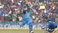 रोहित शर्मा ने वनडे इतिहास में बनाया 'विराट' रिकॉर्ड