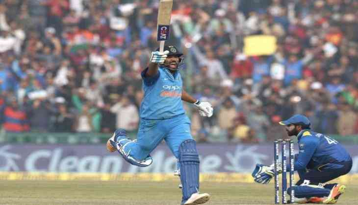 'Play with the field', says Rohit Sharma post victory