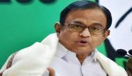 Congress leader P Chidambaram: Top 3 poll issues will be jobs, jobs & jobs