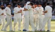 Perth Ashes Test: England reach 91-2 against Aussies at lunch