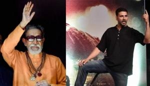 This talented star replaces Akshay Kumar in Bal Thackeray biopic