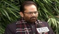 Mukhtar Abbas Naqvi on Swachh Bharat: Swachhta has become habit of people