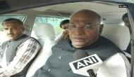 Government encouraging such acts: Congress leader Mallikarjun Kharge on Alwar lynching