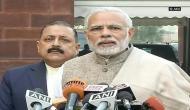 India walking towards women-led development: PM Modi