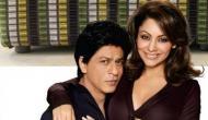 Shah Rukh's wife Gauri Khan brutally trolled for her painting; netizens say 'gobar leep diya'