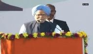 Under Rahul, party will scale new heights, says Manmohan Singh