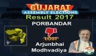 Gujarat battleground: Congress heavyweight Arjun Modhwadiya loses