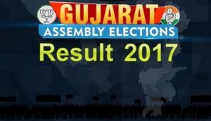 Gujarat election results: BJP leads in 96 seats, CM trails in Rajkot West