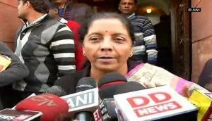 People in Gujarat, Himachal recognised BJP's work for development, says Nirmala Sitharaman