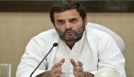 RSS disempowering women, we're fighting its ideology, says Rahul Gandhi