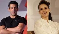 Kangana Ranaut wants a favor from Salman Khan, will Dabanng Khan do it?