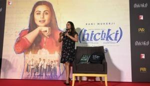 4 साल बाद बड़े परदे पर लौटीं रानी, देखें फिल्म 'हिचकी' का ट्रेलर