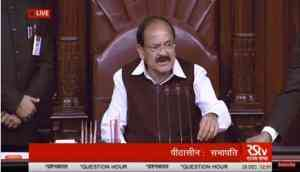 Impeachment motion against CJI rejected as it lacked facts: Vice President Venkaiah Naidu