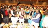 भाजपा की संसदीय दल की बैठक में भावुक हुए पीएम मोदी