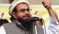 Pak Army chief supports Hafiz Saeed