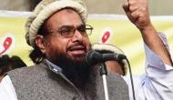 India to raise issue of Palestine's ambassador to Pakistan for sharing stage with Hafiz Saeed at Pakistan rally