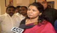 BJP cannot stop me from winning, says Kanimozhi after I-T raid