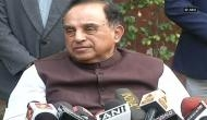 2G scam verdict: Swamy says 'need loyal law officers not sycophants'