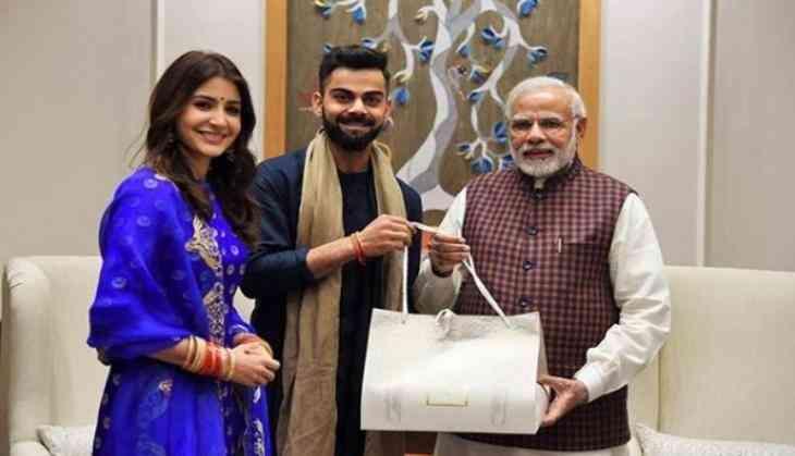 Anushka Sharma and Virat Kohli invite Narendra Modi for wedding reception