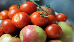 Apples, tomatoes could restore lung damage caused by smoking
