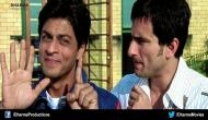 """When SRK decoded the formula of getting a girl- """"6 Din Ladki In"""""""