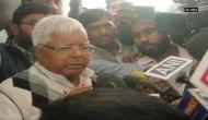 Fodder scam verdict: Lalu urges people to maintain