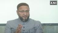 Owaisi alleges political marginalisation of Muslims by BJP, Congress