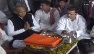Rahul Gandhi once again visits Somnath Temple