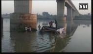 Bus falls off Rajasthan bridge, kills 26