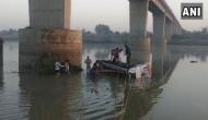 राजस्थान: सवाई माधोपुर में यात्रियों से भरी बस के नदी में गिरने से 32 की मौत
