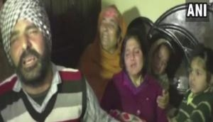 Families mourn army personnel killed in J-K's Keri