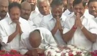 Tamil Nadu CM Palanisamy remembers MGR on his 30th death anniversary