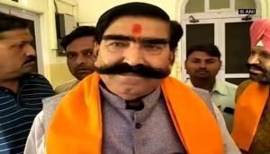 BJP विधायक बोले - गाय और सुअर खाने वाले नेहरू, पंडित कैसे हुए?