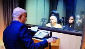There was 'something' in Jadhav's wife's shoes, Pakistan claims