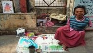 Astonishing! Meet a differently-abled woman painter winning hearts in Rishikesh
