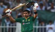 एक ओवर में 6 छक्के खाने के बाद पाकिस्तान के बल्लेबाज ने 26 गेंदों में ठोक दी सेंचुरी