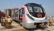 दिल्ली मेट्रो के मेजेंटा लाइन के उद्घाटन पर महाभारत